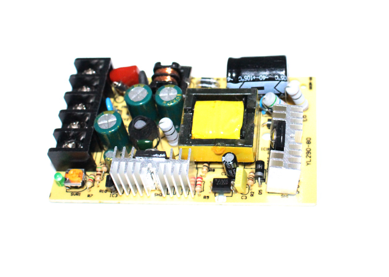 Slim 10W 5VDC 5A Open Frame Power Supply With CE ROHS Approved