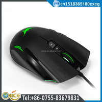 Button Led Gaming Mouse CW10 Wired