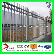 cheap wrought iron fence panels for sale (ISO9001,CE,SGS Certificated!!)