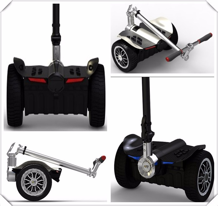 IO CHIC Hot selling fashionable advanced technology 9 inch mobility scooters electric foldable