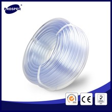 crystal clear vinyl single tubing hose