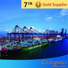 competitive china sea freight forwarder rates to Koper- Derek Skype:colsales30
