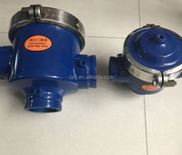 Automatic Flow Constant Drains Inline Check Double Acting Valve