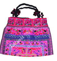 Ethnic Embroidered Tribe Tote Bag