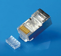 8 pin amp cat6 utp rj45 connector