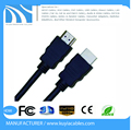 Kuyia cable factory high speed 1.4 HDMI cable vw-1 Male to Female hdmi to mipi cable 30CM