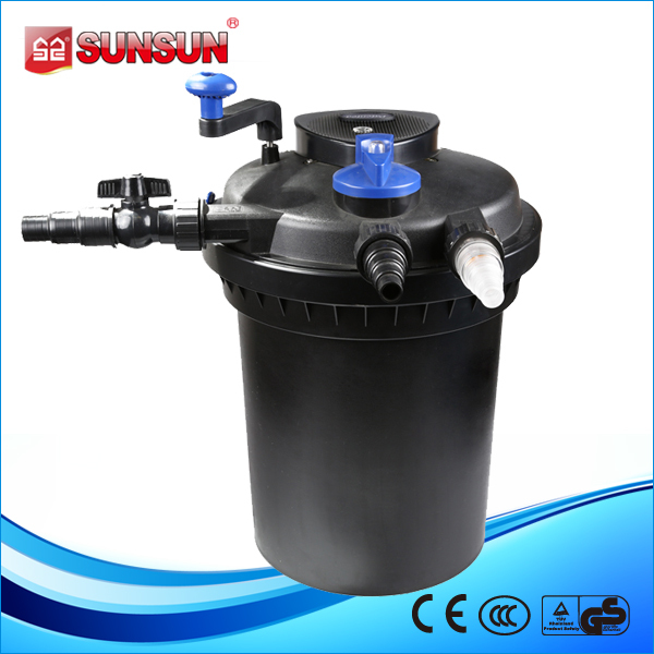 SUNSUN ( CPF-10000 ) 10000L/h pond pool and aquarium filter high volume water filter