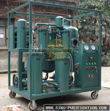 in High Vacuum Situation Lubrication Equipment Oil Filter Systems