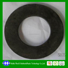 customized round flat rubber gasket from China