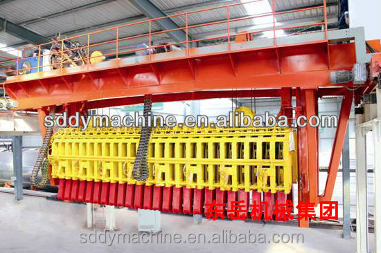 Fly ash bricks machine/AAC production line/lightweight blocks manufacture
