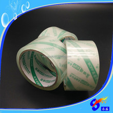 Approvaled Adhesive Clear Density Bopp Film tape For Carton Sealing Or Packing