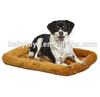 Pet supplies bed plush luxury pet dog beds