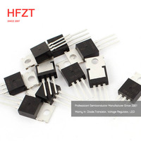 HFZT electronic or electrical components transistor in electronics and small silicon digital or original transistor