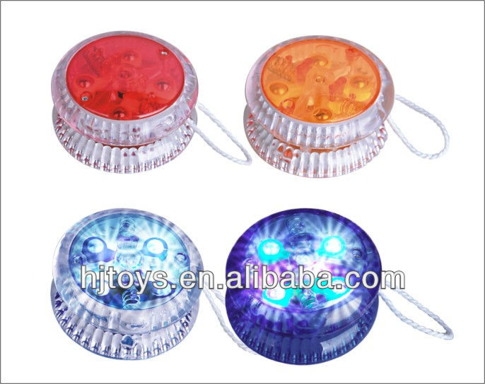 light up yoyo, flash jojo, led light yoyo