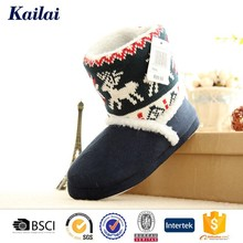 ankle children winter cheap snow boot from china