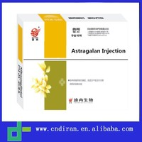 Cold Fever Treatment Medicine / Flu Cold Medicine Antiviral Astragalan Injection
