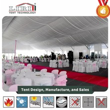 500 Seater Air Conditioned Wedding Tents For Event Canopy