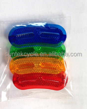 BICYCLE PLASTIC SPOKE BEADS/SPOKE DECORATES/SPOKE ACCESSORIES