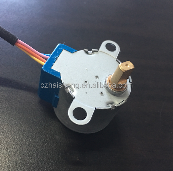 24mm permanent magnet step motor for air conditioner 24byj48