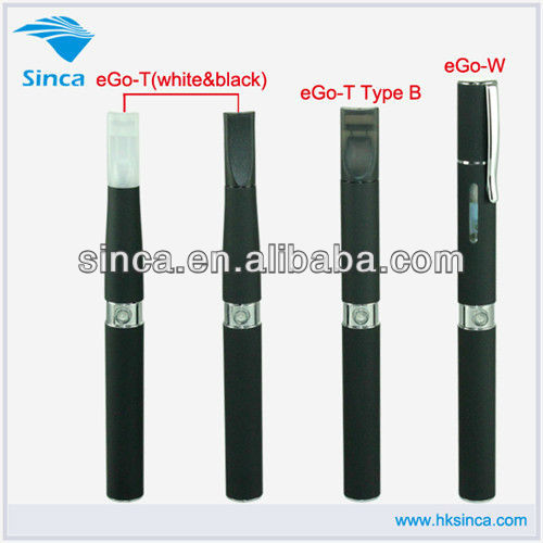Popular top quality colorful e-cigarette ego-t ce6