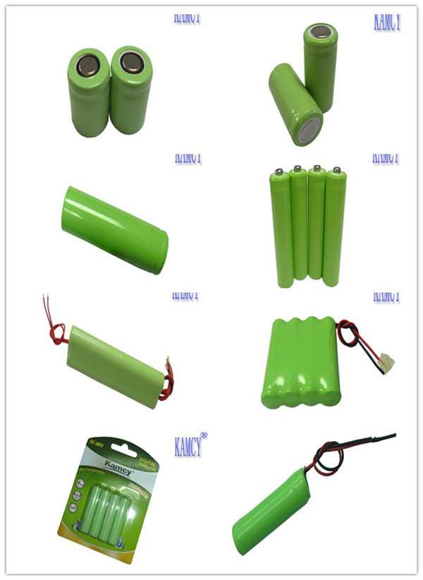 ni-mh battery 1/3 aaa 150mah rechargeable battery 1.2v