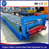Color Coated Steel Sheet Used Metal Roof Panel Roll Forming Machine from China
