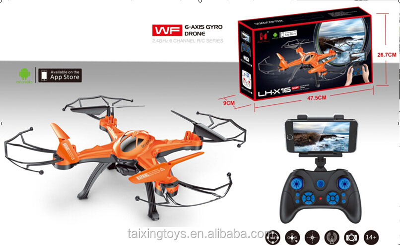 2018 Newest Super RC Drone With USB and WIFI