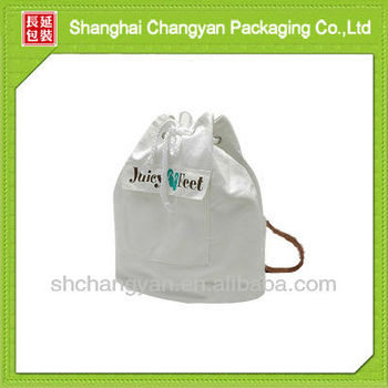 Christmas gift bag with strap (COT-036)