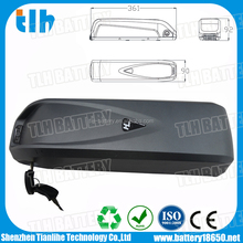 New downtube type 36V 13Ah ebike battery for Bafang motor
