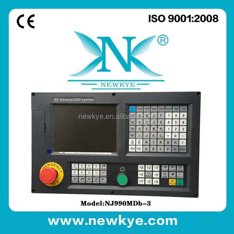 Newkye 3 axis cnc controller / cnc system for milling machine
