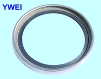 Custom Double Lip Stainless Steel PTFE Rotary Shaft Oil Seals