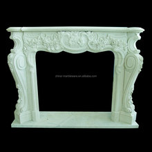 Factory price end enclosed table elegant fireplaces