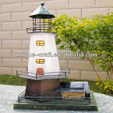 Garden garden decoration tower solar lighting