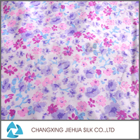 Best selling products cotton spandex floral print fabric used in clothes for women