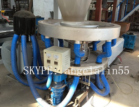 2017 Polyethylene Plastic Agricultural Film Blowing Machine price