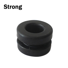Extrusion High Quality Silicone Sponge Rubber Door Seal Strip