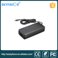 Factory direct sale lifepo4 universal fast battery charger 14.6v 5A 8A for 12.8V lifepo4 battery pack