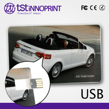 Wholesale Custom Print Promotional USB Pen Drive Card