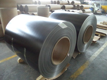Finish Product (Coated Aluminum Coil, Embossed Coated Aluminum Coil)