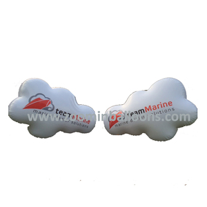 Hot cheap inflatable cloud flying balloon N1015