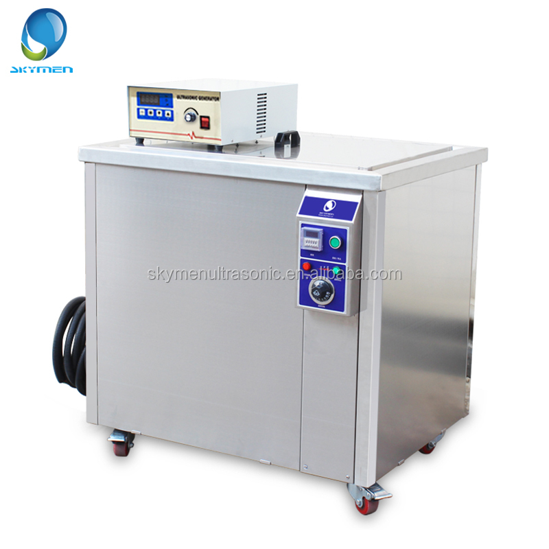 264L industrial workshop digital ultrasonic cleaning machine with seperate generator