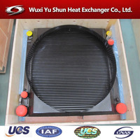 fan hydraulic oil cooler radiator