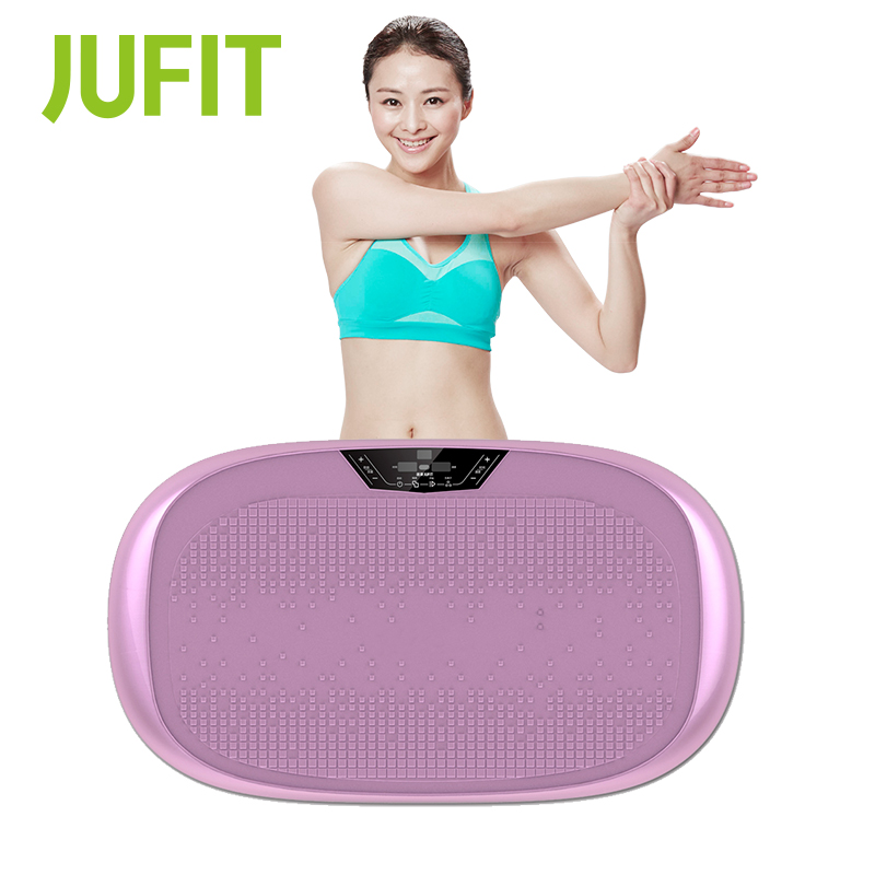 2016 super body shaper vibration machine with bluetooth