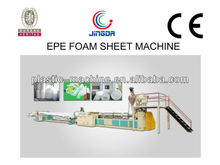 EPE foamed sheet extrusion line plastic machine