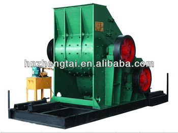 Double Stage Wet Materials Crusher