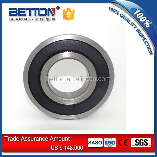 lead rubber deep groove ball bearing 6213-2RS