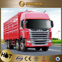 JAC Gallop 8x4 20 ton electric van