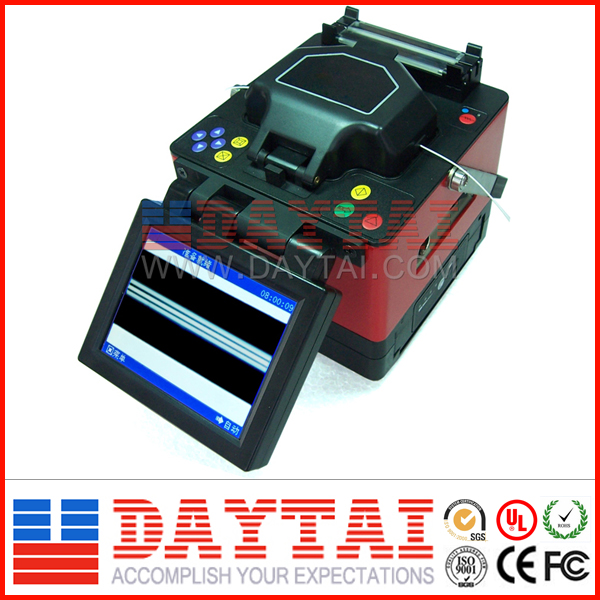 Manufacture Fusion Splicer Price Optic Fiber Joint Machine DTFS-A2