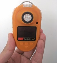 Carbon dioxide CO2 gas detector with infrared sensor