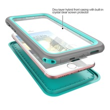 360 full seal cover protective soft ultra thin waterproof cover cell phone case for apple phone